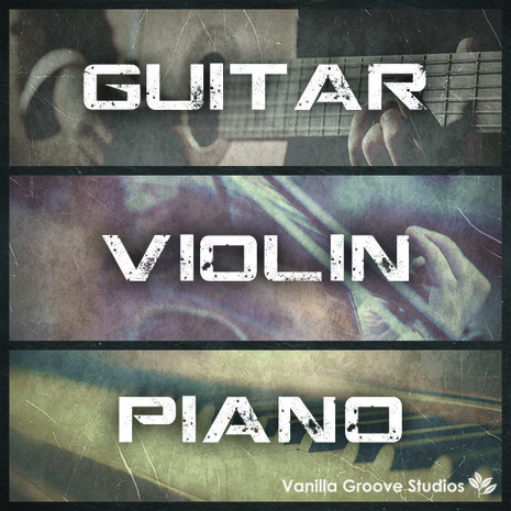 Guitar Violin Piano Vol 1