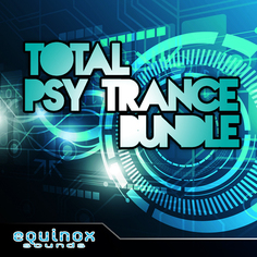 Total Psy Trance Bundle