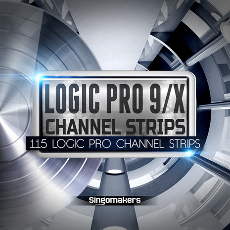 Logic Pro 9/X Channel Strips