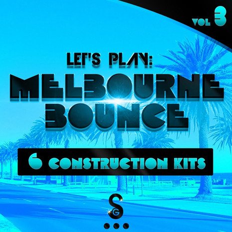 Let's Play: Melbourne Bounce Vol 3