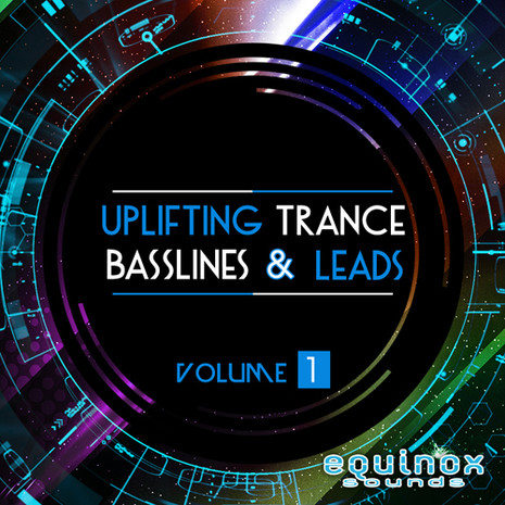 Uplifting Trance Basslines & Leads Vol 1