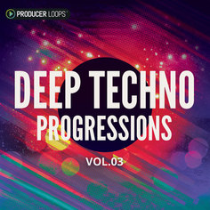 Deep Techno Progressions Vol 3
