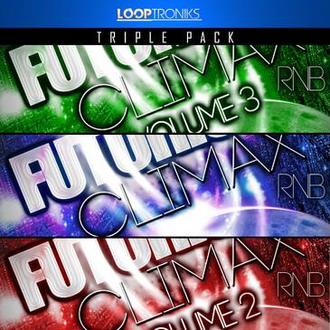 Futuristic Climax Triple Pack