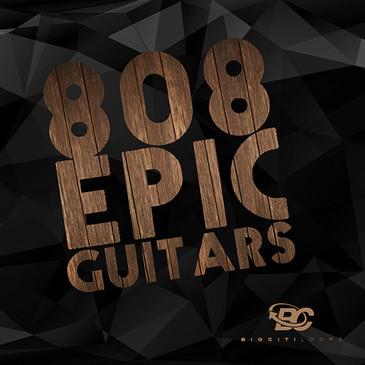 808 Epic Guitars
