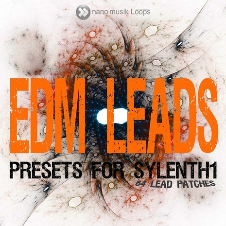 EDM Leads: Presets for Sylenth1