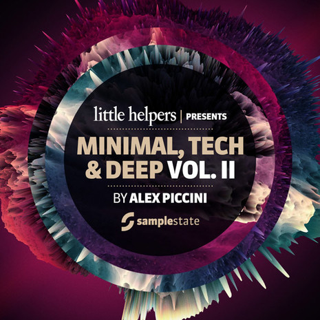 Little Helpers: Minimal, Tech & Deep Vol 2