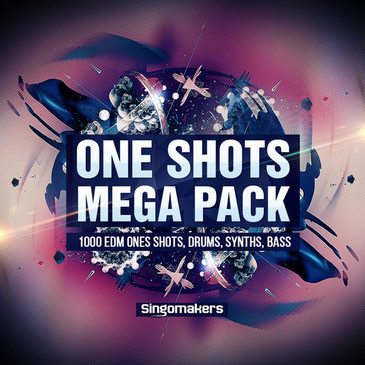 EDM One-Shots Mega Pack