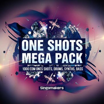 EDM One-Shots Mega Pack