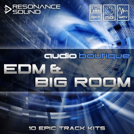 Audio Boutique: EDM & Big Room