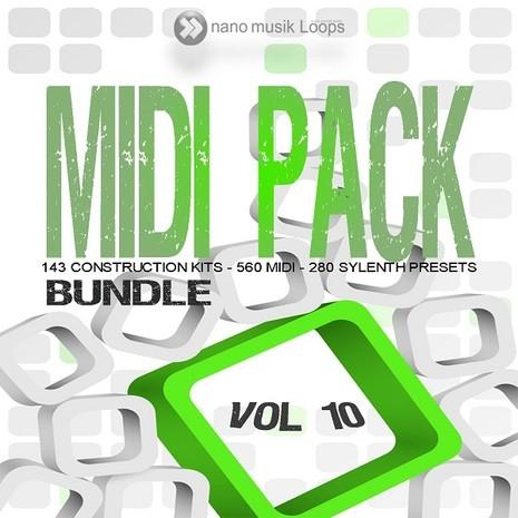 MIDI Pack Vol 10 Bundle