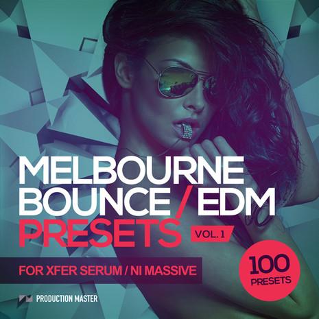Melbourne Bounce & EDM Presets For Serum & Massive