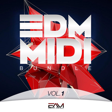 EDM MIDI Bundle Vol 1