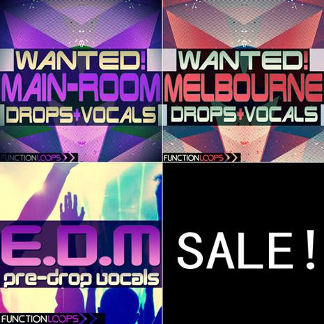 EDM Producer's Kit 2015