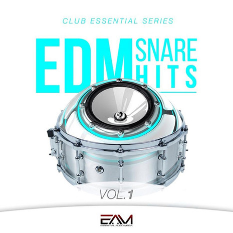 Club Essential Series: EDM Snare Hits Vol 1