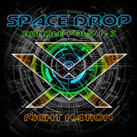 Space Drop Bundle (Vols 1-3)