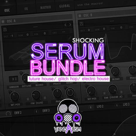 Shocking Serum Bundle