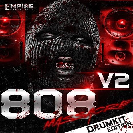 808 Massacre: Drum Kit Vol 2