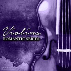 Violins: Romantic Series