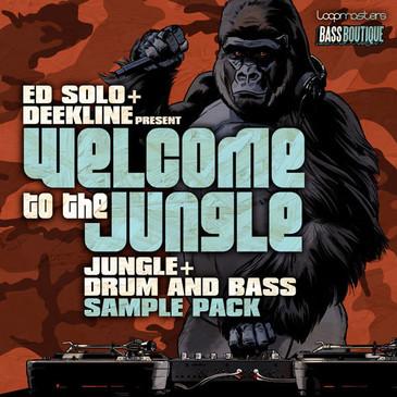 Ed Solo & Deekline: Welcome To The Jungle