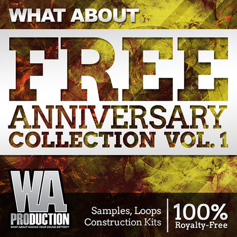 What About: Free Anniversary Collection Vol 1