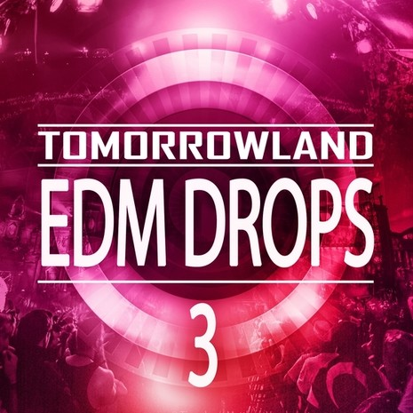 Tomorrowland EDM Drops 3
