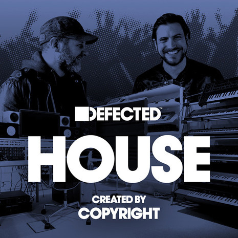 Defected House: Copyright