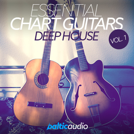Essential Chart Guitars Vol 1: Deep House