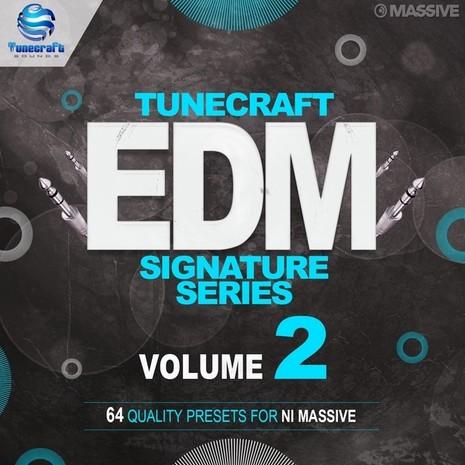 Tunecraft EDM Signature Series Vol 2