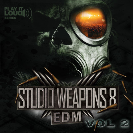 Play It Loud: Studio Weapons 8 EDM Drop Vol 2