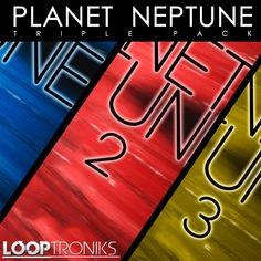 Planet Neptune Triple Pack