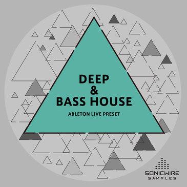 Deep & Bass House Ableton Live Presets
