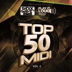 Play It Loud Series: Top 50 MIDI Vol 2