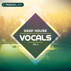 Deep House Vocals Vol 3