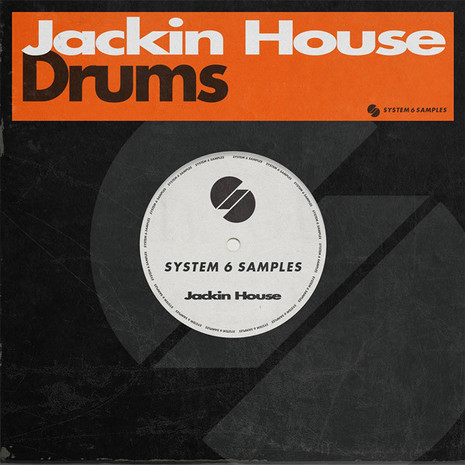 Jackin House Drums