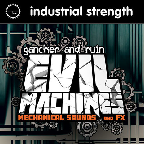 Gancher & Ruin: Evil Machines