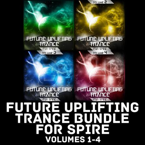 Future Uplifting Trance for Spire Bundle (Vols 1-4)