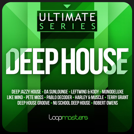 The Ultimate Deep House Bundle