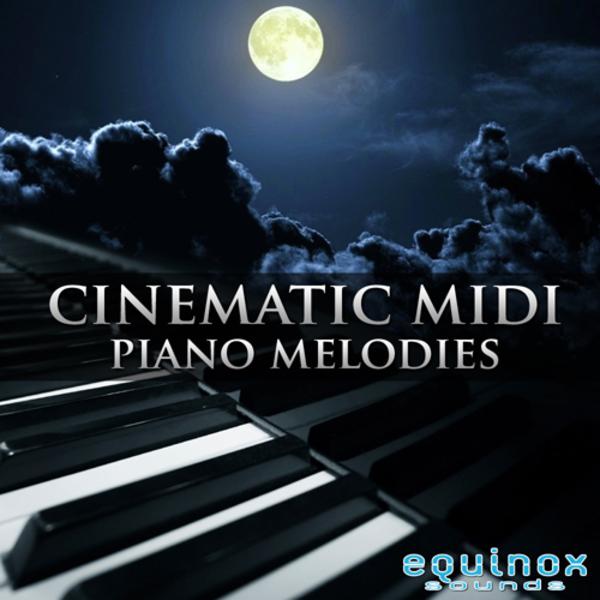Cinematic MIDI Piano Melodies