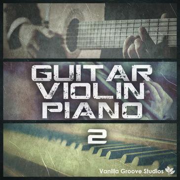 Guitar Violin Piano Vol 2