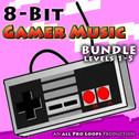 8-Bit Gamer Music Bundle (Levels 1-5)