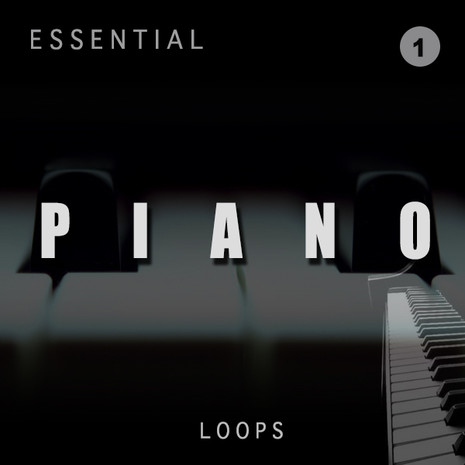 Essential Piano Loops 1