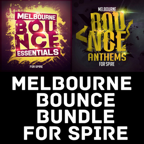 Melbourne Bounce Bundle For Spire