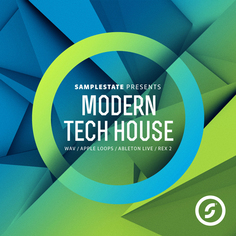 Samplestate: Modern Tech House