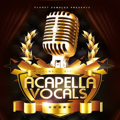 Planet Samples: Acapella Vocals