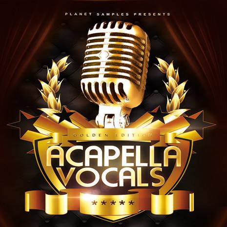 Planet Samples: Acapella Vocals
