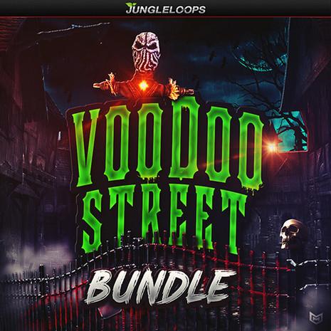 Voodoo Street Bundle (Vols 1-3)