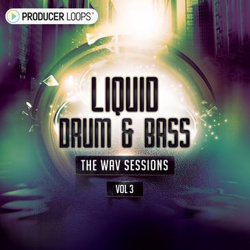 Liquid Drum & Bass: The WAV Sessions Vol 3