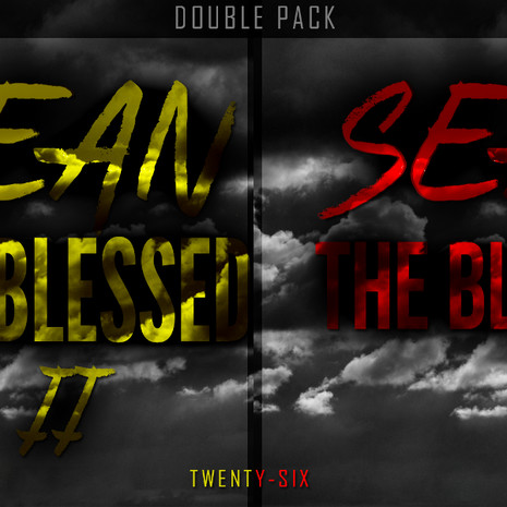 Sean The Blessed Double Pack