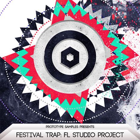 Festival Trap: FL Studio Project