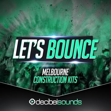 Let's Bounce: Melbourne Construction Kits Vol 1